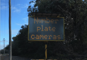Numberplate Cameras
